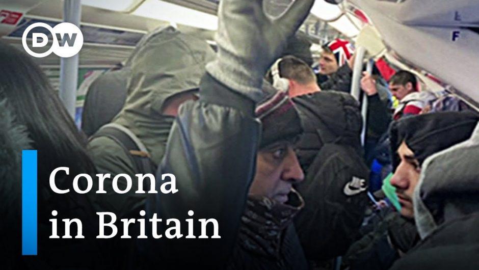 Coronavirus: Boris Johnson puts Britain on lockdown after death toll surges | DW News