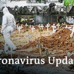 20,000 daily cases in Brazil +++ 5 million coronavirus contractions wordwide   Coronavirus Update