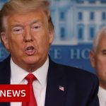 Trump invoke the Defence Production Act to prevent the spread of coronavirus  – BBC News