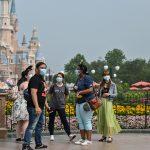 Shanghai Disneyland reopens after closing due to coronavirus
