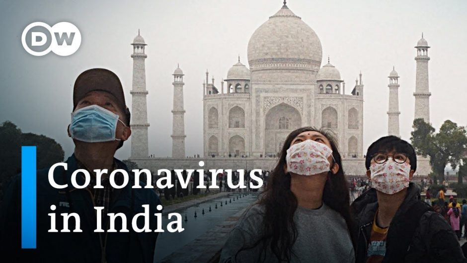 Coronavirus: India issues travel restrictions | DW News
