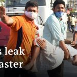 Deadly gas leak accident at India chemical plant | DW News