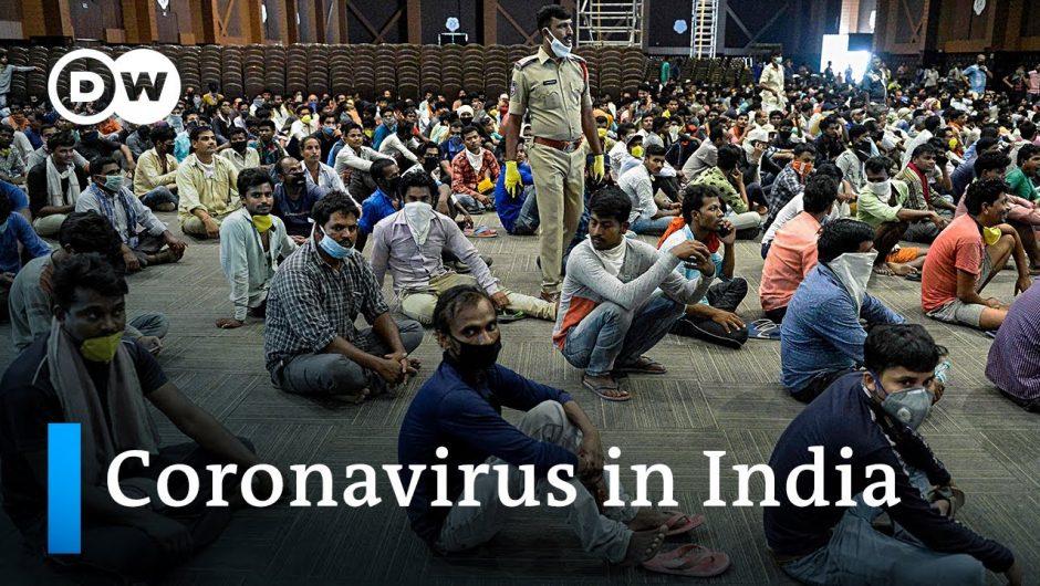 India eases lockdown despite infection spike | Coronavirus Update