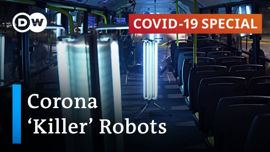 Can artificial UV light help putting an end to the coronavirus pandemic?   COVID-19 Special