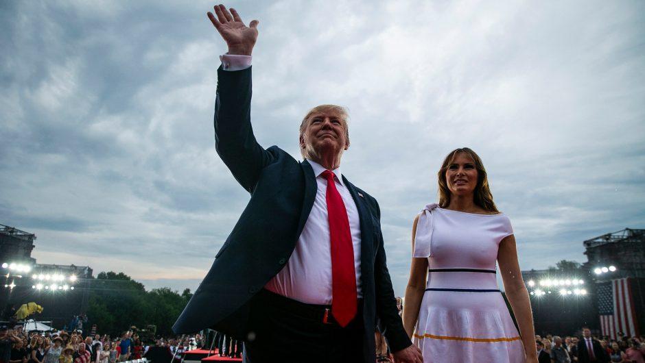 Trump hosting 2nd 'Salute to America' on July 4 amid coronavirus