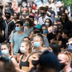 Coronavirus surges aren't linked to George Floyd, policing, Black Lives Matter protests