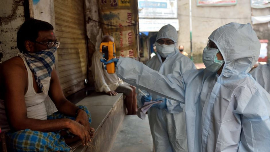 Photos show how one of the world's largest slums defied the odds and contained its coronavirus outbreak