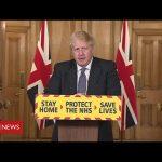 "Coronavirus:  plan to ease lockdown as UK ""past peak"" of pandemic  – BBC News"