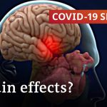 Sensory impairment: How the coronavirus is getting on our nerves | COVID-19 Special