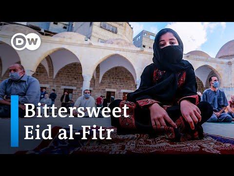 Muslims celebrate end of Ramadan under shadow of coronavirus   DW News