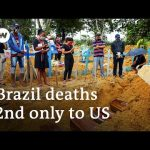Brazil reopens as coronavirus death toll tops Britain's | DW News