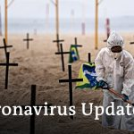 Coronavirus update on the global state of the pandemic   DW News