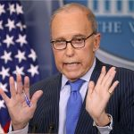 Kudlow says next round of coronavirus relief will include $1,200 checks and extension of eviction moratorium