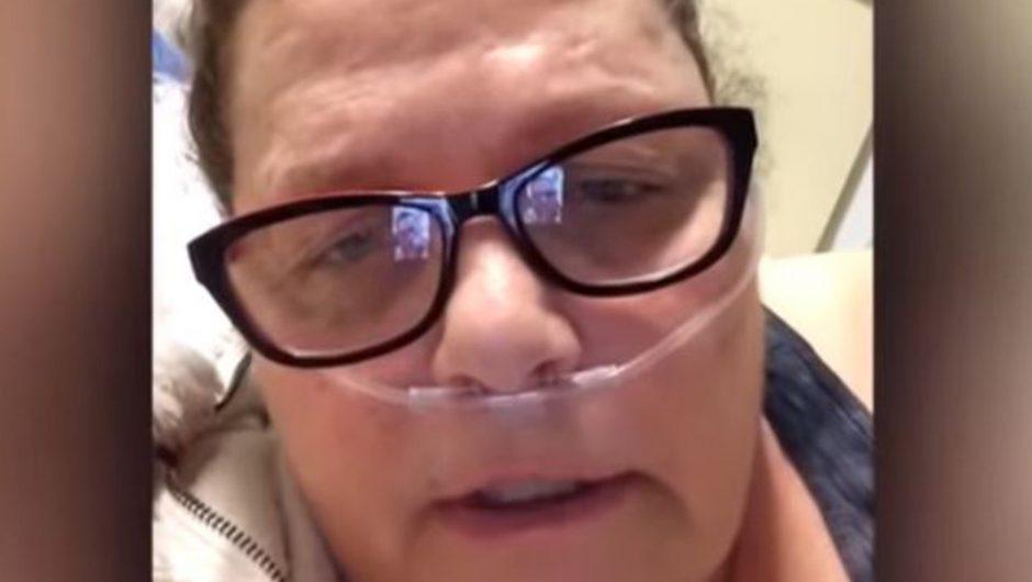 Nurse documented her coronavirus death in harrowing video