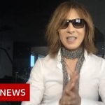 Coronavirus: The Japanese musician Yoshiki on #SING4LIFE – BBC News