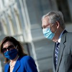 As White House pushes 'skinny' COVID-19 bill, Democrat sees September action