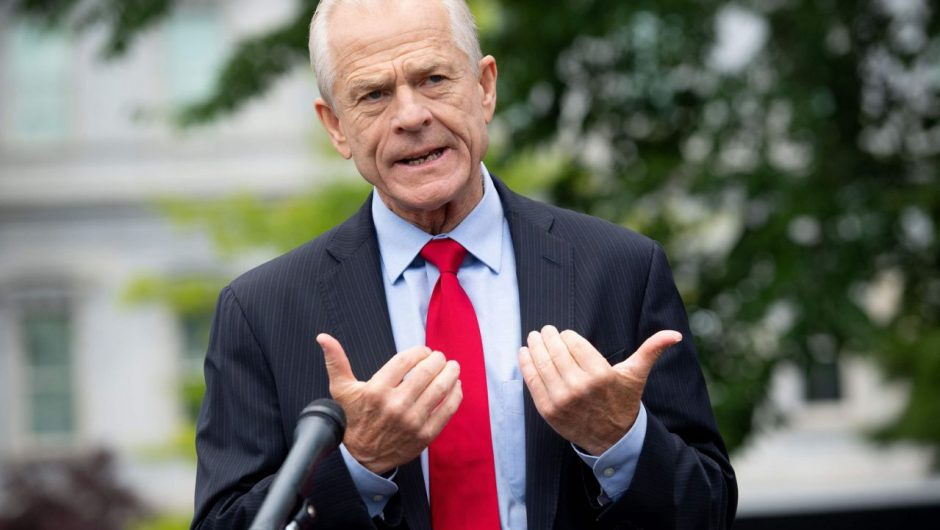 With coronavirus aid bill stalled, White House adviser questions Democrats' good will