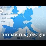 Coronavirus on every continent except Antarctica | DW News