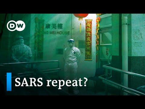 Hong Kongers fear coronavirus could spread through pipes | DW News