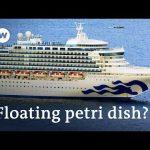 Coronavirus infections skyrocket on cruise ship in Japan | DW News