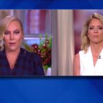 """Meghan McCain fact-checked on """"The View"""" over false claim that doctors lied to public about COVID-19"""