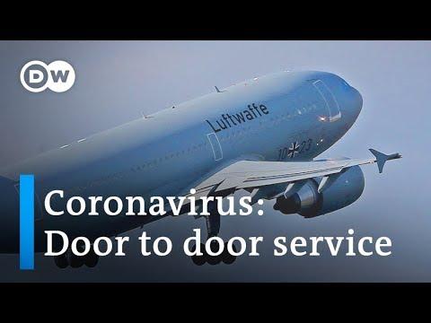 Coronavirus evacuees go from lockdown in China to quarantine at home   DW News