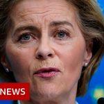 Coronavirus: Europe plans full border closure in virus battle – BBC News