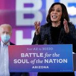 2 people Kamala Harris traveled with test positive for COVID-19