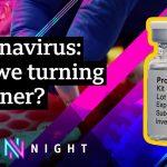 Coronavirus: Post-lockdown plans revealed as Oxford vaccine breakthrough announced – BBC Newsnight