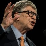 Bill Gates said the transition between presidential administrations is 'complicating' the distribution of COVID-19 vaccines, but 'we'll get through this in a positive way'
