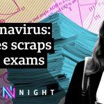 Coronavirus: Will school exams be cancelled around the UK in 2021? – BBC Newsnight