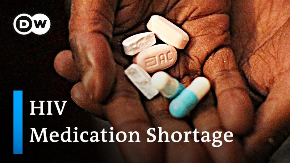 COVID-19 could cause 500,000 additional AIDS deaths   DW News