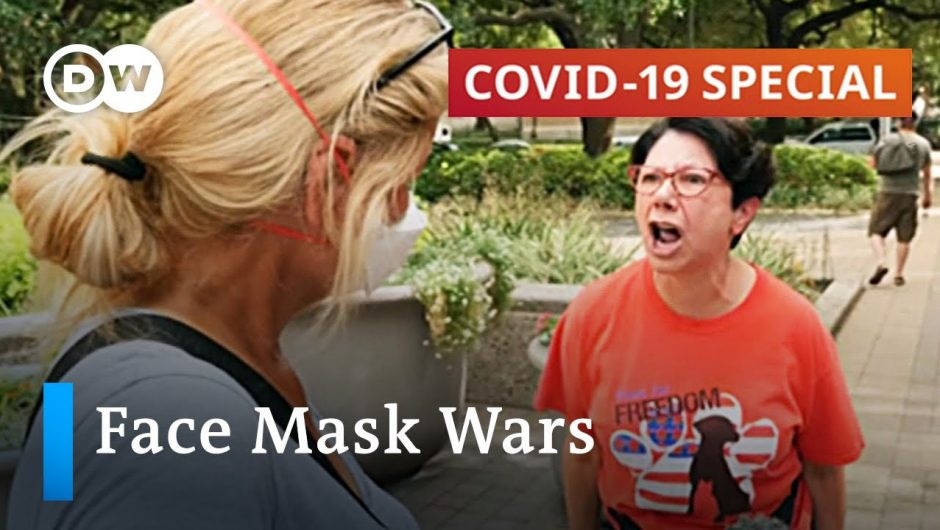 Anti-Maskers and the face mask debate   COVID-19 Special