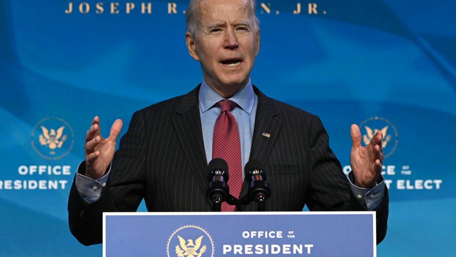 Joe Biden announces $1.9 trillion COVID-19 economic package