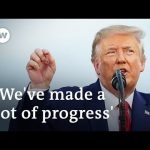 Trump gives divisive 4th of July speech as US coronavirus cases soar | DW News