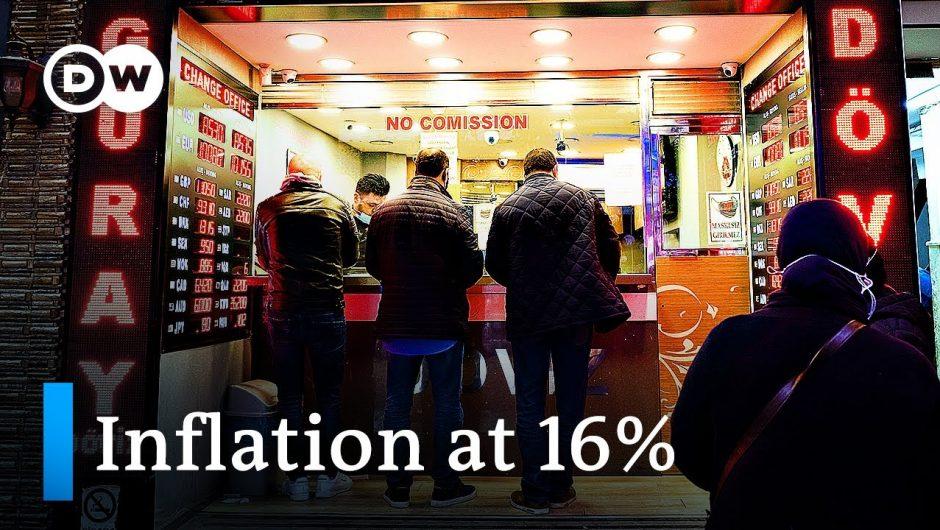 Turkish lira in freefall over Erdogan's 'unorthodox' inflation theory   DW News