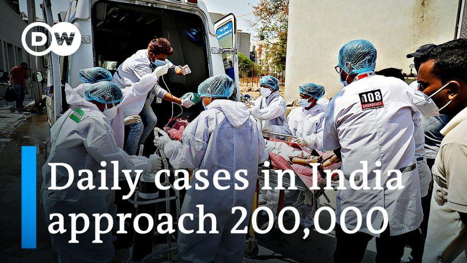 Lockdown slump threatens to cripple India's economy | DW News