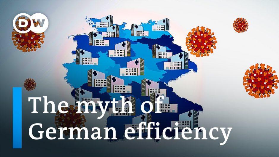 How Germany lost control of its coronavirus response | DW Analysis