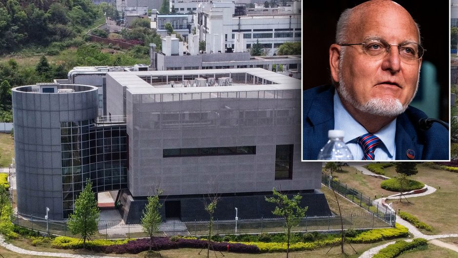 Ex-CDC chief explains belief COVID-19 came from China lab