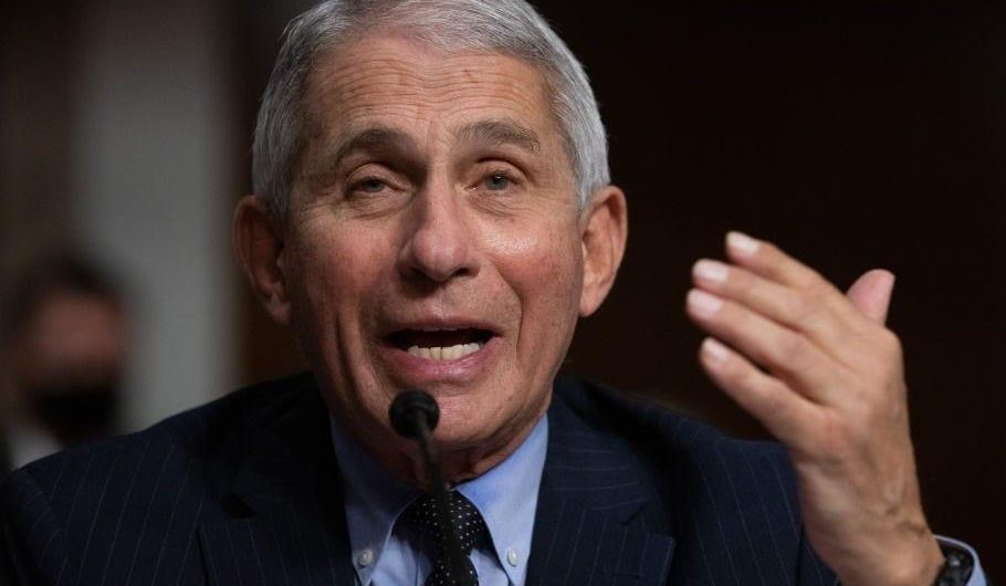 Dr. Fauci says a third booster shot for COVID-19 'might likely happen' for people who are immunocompromised